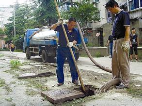 扬州广陵区疏通下水道化粪池清理高压车清洗管道吸粪抽粪