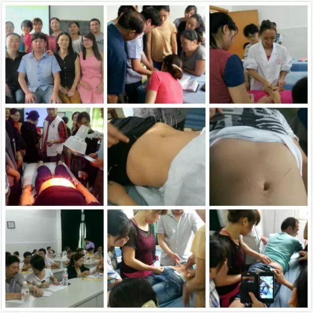 大理中医针灸理疗培训学校零基础学多久15天针灸系统速成班包教