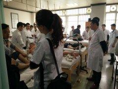 广西钦州中医针灸培训可免费试听再报名钦州针灸理疗培训学校
