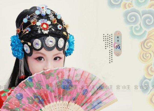 宫小主儿童摄影 儿童摄影团购 古装儿童摄影 艺术照