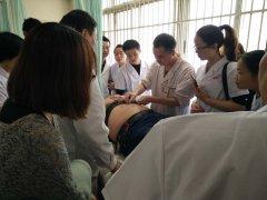 潮州中医针灸理疗培训班在哪里在广东想学针灸经络穴位开店创业