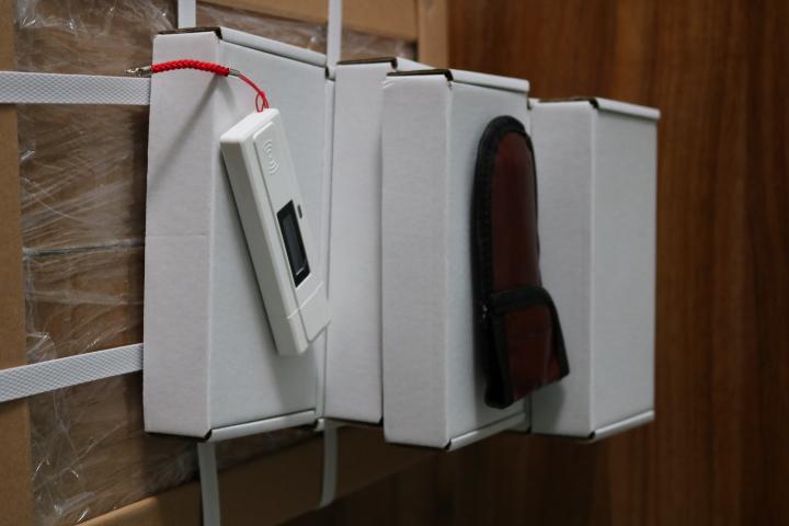 便携式U盘大小动物芯片解码机 微型晶片识别器 FDX-B 玻