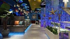 烈焰龙宫四海主题火锅  海洋主题极致装修凸显奢华