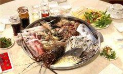 麻辣巨轮 盛享海鲜美食创富好项目