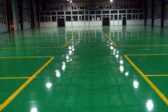 淄博张店环氧树脂水性环保型地坪材料厂家