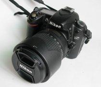 郑州市哪里高价回收尼康单反相机