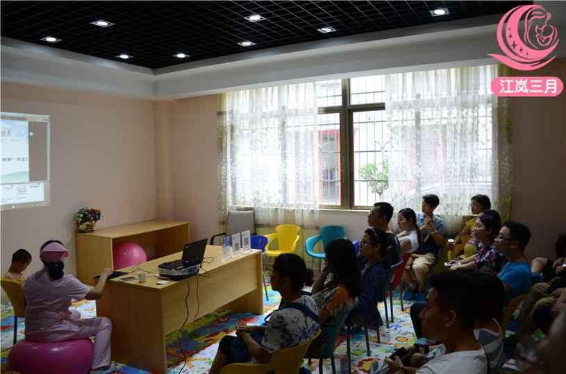 广州江岚三月月子会所发展的优势有哪些?