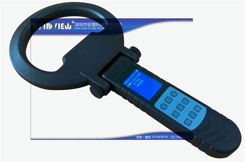 自带管理软件电子耳标读卡器