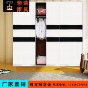 帝荣衣柜门厂家全面多角度的简述了衣柜推拉门的制作艺术