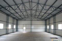 南昌专业搭建彩钢棚彩钢瓦南昌做厂房钢结构