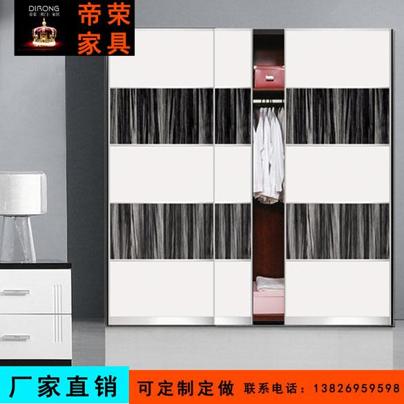 定制衣柜推拉门需要哪方面的因素?