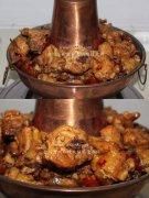鸡火锅的制作方法口味麻辣鲜美