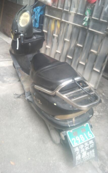 个人出售自驾电动车有证