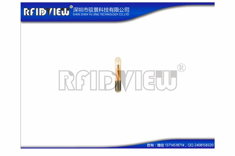 玻璃管芯片
