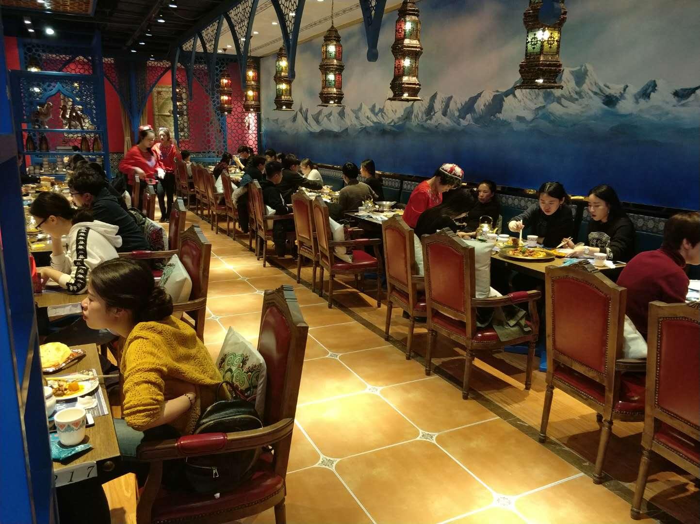 特色餐饮美食推荐 正宗新疆菜哪里找 天山来客