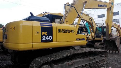 小松 型号:240-8 吨位:24