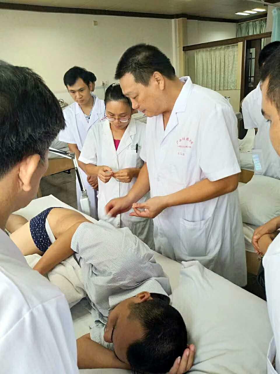 防城港中医针灸培训,名牌老校,正规针灸推拿培训班招生