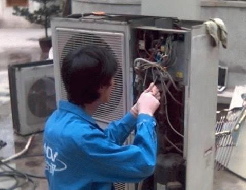 南昌空调维修南昌空调加氟空调移机空调清洗回收服务