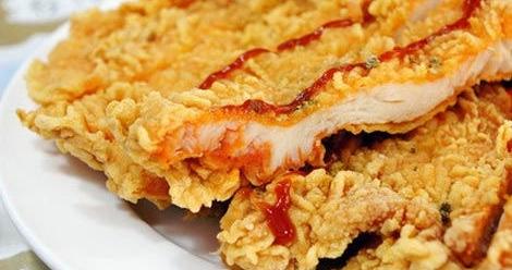 看米鸡舍无人不知的小鸡排蕴含大乾坤