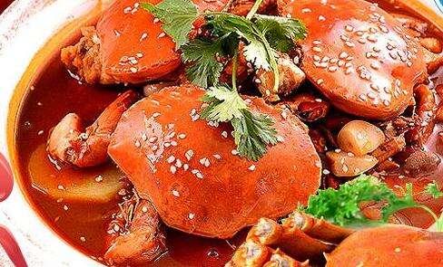 阅尽千颜万味最得人心还是哒蟹肉蟹煲