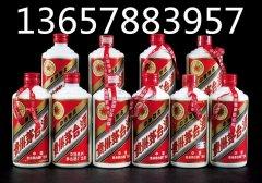 南宁市回收中国空军贵州茅台酒价格 ???