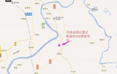 出租信丰县新修105国道旁边234层的厂房,共750平米,有
