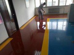 日照东港权威企业做符合环保环氧自流平地面