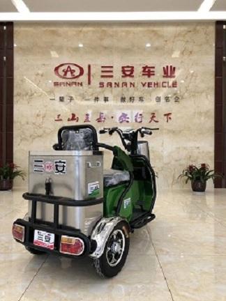 出售各种电动单桶环卫车