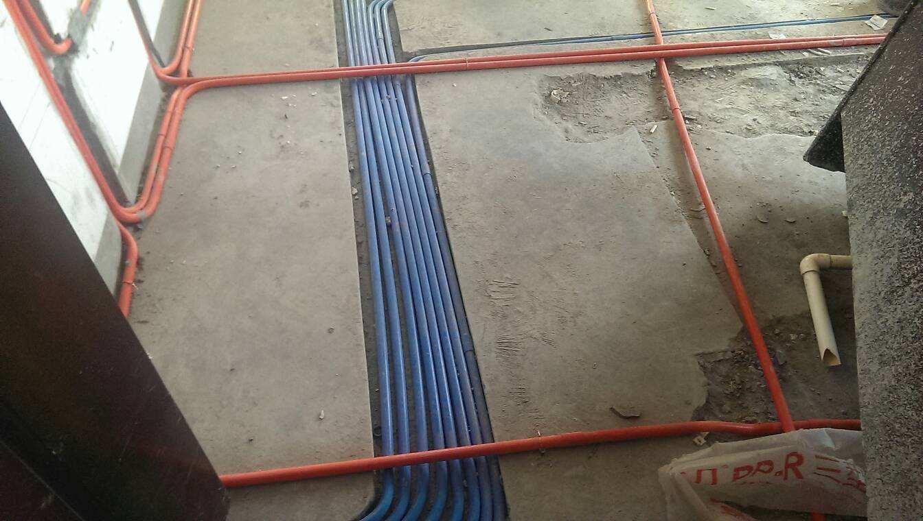 水电安装工程,家装水电安装自学视频