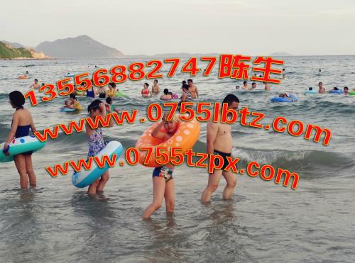 深圳五一节假日周边游杨梅坑踩单车+野炊+CS野战+沙滩游