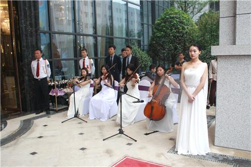 西安永聚结礼仪庆典策划布置 活动策划 演出表演 鼓乐演出