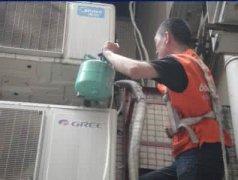 美的空调通州区维修制冷加氟服务