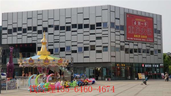 博隆商业广场的商铺大概多少钱一套?