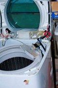 西矿街 奥林花园 西华苑 精修全自动、双筒洗衣机