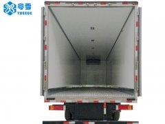 厂家直销东风天龙冷藏车9米6轻型冷藏车