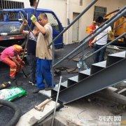 上海普陀区金沙江路高压清洗管道服务 清理化粪池抽粪公司