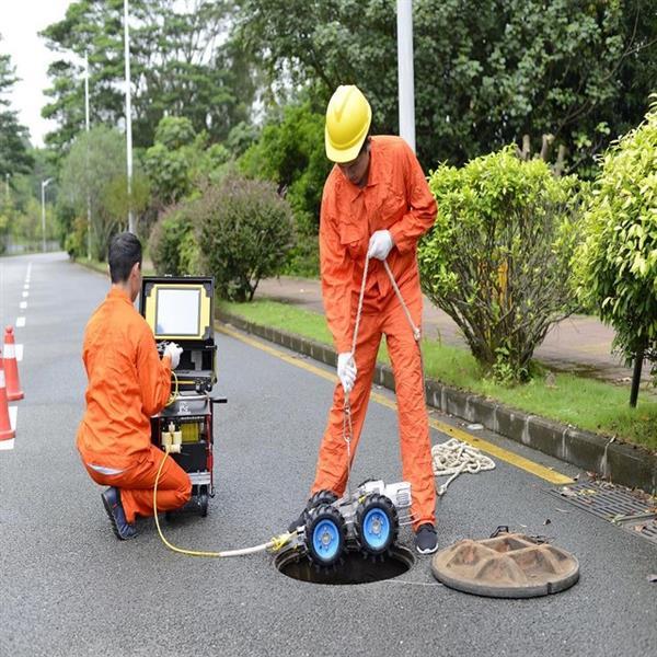 上海金山区钱圩镇管道检测服务 化粪池清理抽粪公司