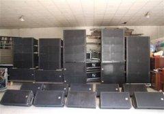 长期音响设备二手音响灯光设备公司新旧音响设备电器酒吧设备