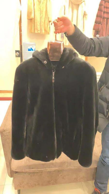 抚顺市高价回收貂皮大衣