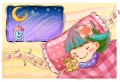 钜高成长:孩子怎样睡,才能保证生长激素分泌量