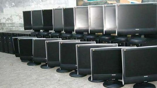 高价回收电脑、台式机、一体机,笔记本,办公家具等