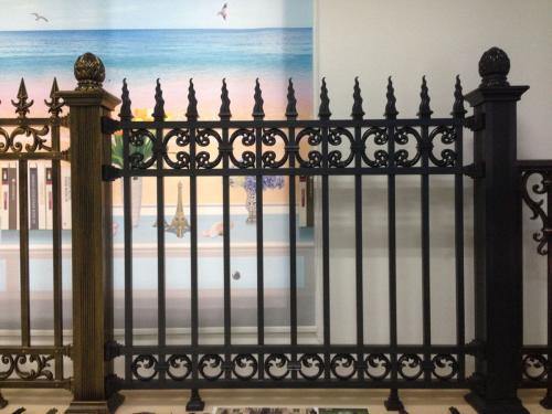 东丽区铝艺/铁艺制品加工部 天津铁艺/铝艺护栏大门安装